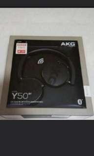 Brand New AKG Bluetooth Earpiece