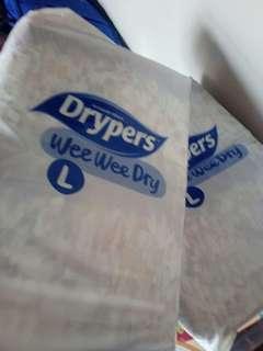 Drypers Wee Wee Dr