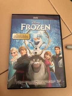 Frozen (Dvd) used