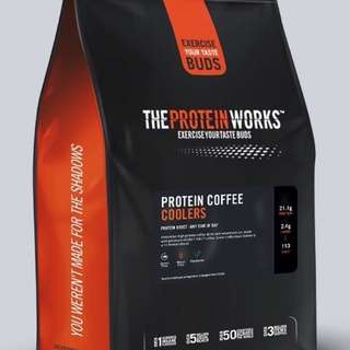 TPW Protein coffee Cooler 新產品 高奶白質冰鎮咖啡