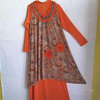 Long dress #makintebel