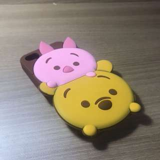 Pooh tsum-tsum case for iphone 5/5s