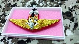 Royal Thai Army Airborne wing Senior