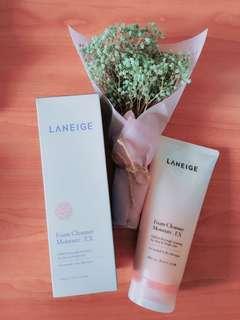 Laneige Foam Cleanser Moisture_EX