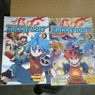 BuddyFiGHT comics
