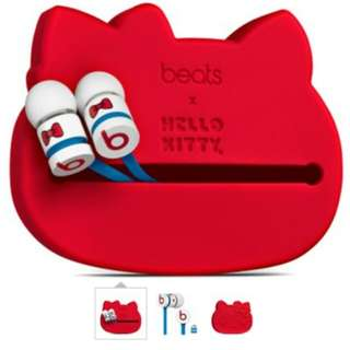 Limited Edition Hello Kitty Urbeats By Dr. Dre In-Ear Headphone