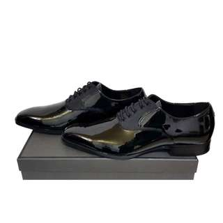 Patent Leather Shoes PM-287 PEDRO SHOES