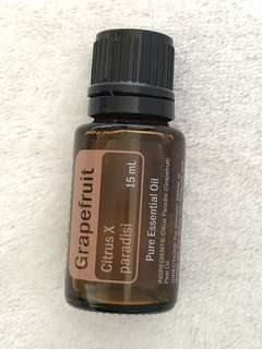 BN Doterra Grapefruit Essential Oil