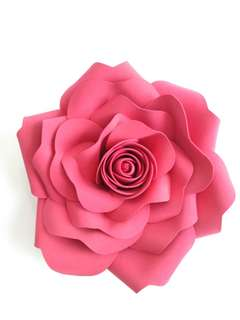 Rose (artificial foam)