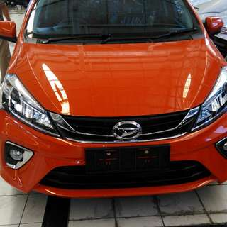 Ready stock Dp. 20jtaan All new sirion