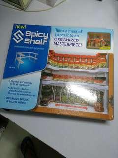Spicy Shelf 廚櫃層架