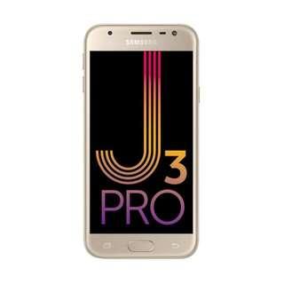 Samsung Galaxy J3 Pro [Gold] Kredit mudah