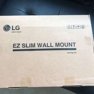LG wall mount for TVs