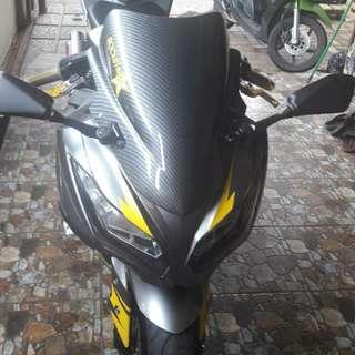 Kawasaki ninja 250 thn 2013