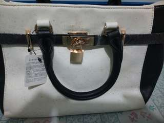 Black & White Bag from Japan