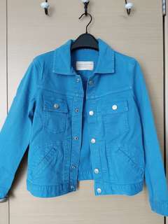 Marc by marc jacobs spring denim jacket