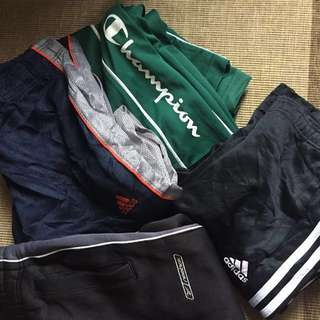 Tracksuit/ Trackpants