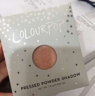 Colourpop Pressed Shadow in Ready Or Yacht