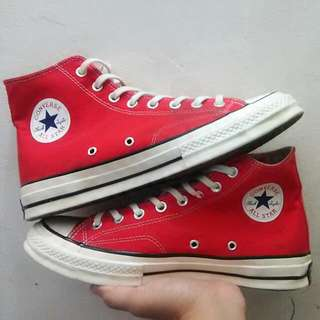 Converse 70s Red