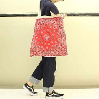 fredy & gloster tote bag