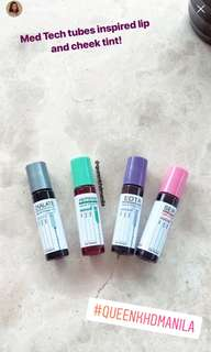 Medtech Lip & Cheek Tints