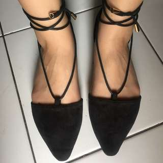 Flat shoes tali