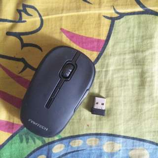 A04 - MOUSE WIRELESS