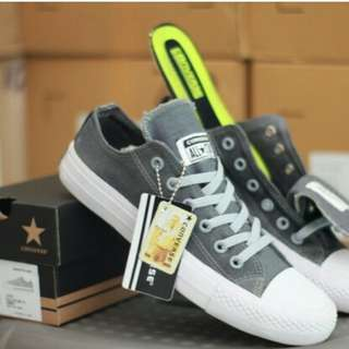Sepatu Sneakers Converse All Star CT II Low Lunarlon