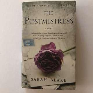 No SF! The Postmistress