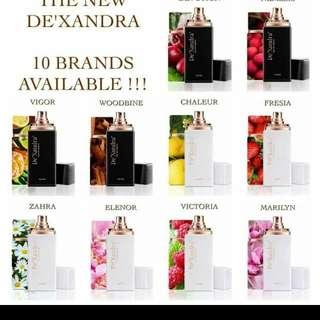 Nrw dexandra perfume