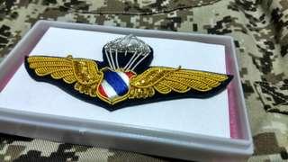 Royal Thai Airforce Airborne wing - Bullion