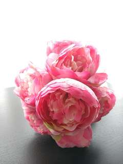 Wedding Bouquet (Artificial peonies)
