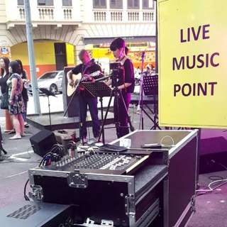 Sound System for your event!💃🎶🎸🎧🎤🔊