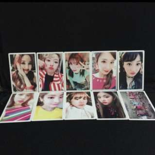 TWICE Signal (Preorder Photocard)