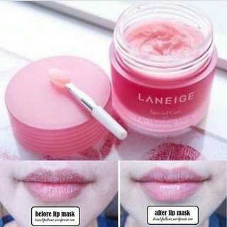 LANEIGE LIP SLEEPING MASK  MINI SIZE- 3ml