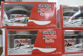 Nutella Package