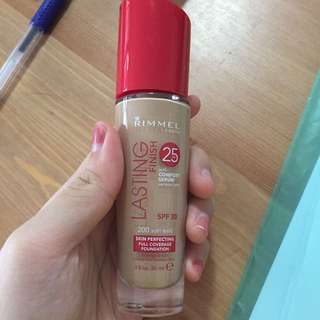 Rommel London Lasting Finish Foundation