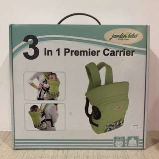 3-Way Premier Carrier