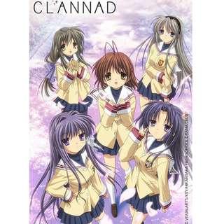 Clannad Indo Text Episode Lengkap