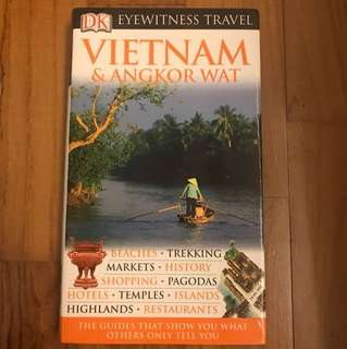 Eyewitness Travel Vietnam & Angkor Wat