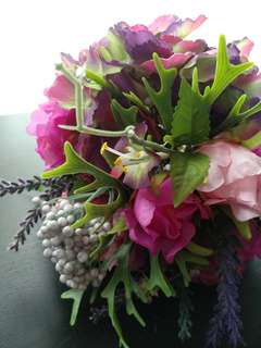 Wedding Bouquet (mixed flowers)