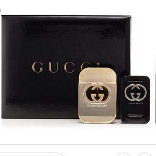 GUCCI Guilty Gift Set