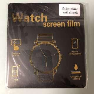 Fitbit Blaze Anti Shock Screen Protector