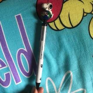 Snoopy環球影城鉛芯筆