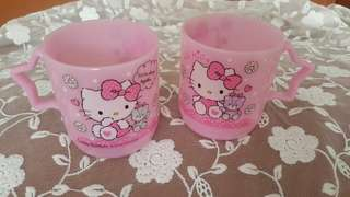 Hello Kitty Duo Plastic Cups