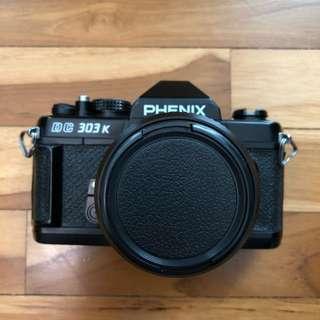 DC 303K Phenix Film Camera