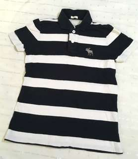 Charity Sale! Authentic Abercrombie Kids size Large Boys Polo