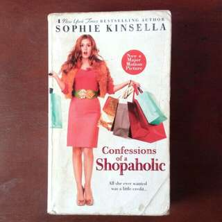 ✨ Confessions of a Shopaholic by Sophie Kinsella