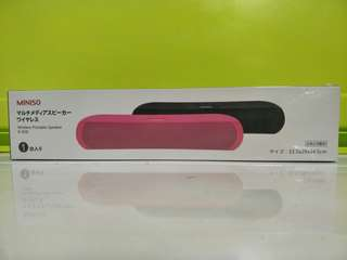 Miniso Wireless Portable Speaker