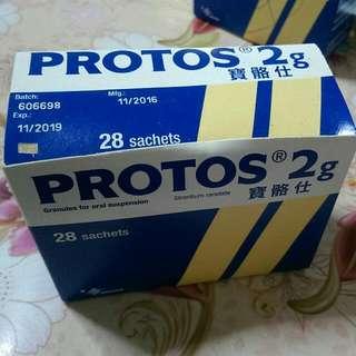 寶骼仕 Protos 2g X 28包/盒
